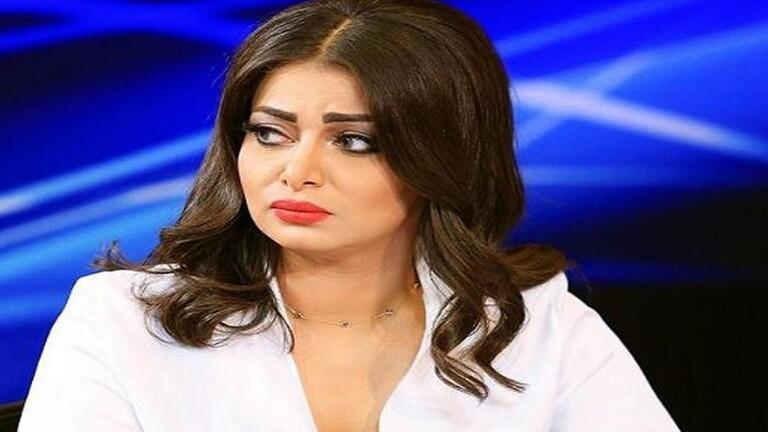 رد فعل غير متوقع من مذيعة عراقية علمت بوفاة أخيها على الهواء