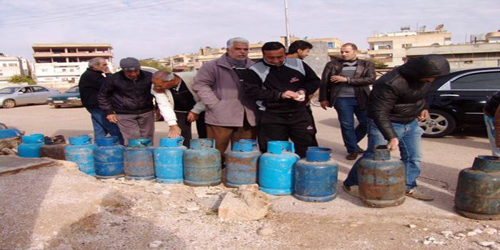 توقيف مدير غاز دمشق وريفها السابق لتعبئة أسطوانات بوزن زائد لصالح معتمدين و23 شخصاً قيد التحقيق