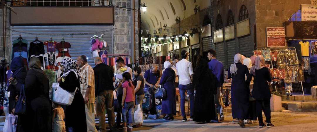 ارتفاع غير مسبوق في أسعار المواد الغذائية والسلع في حمص