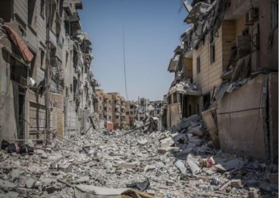 إیران تنشئ ما يزيد عن 30 الف وحدة سكنية في سوريا