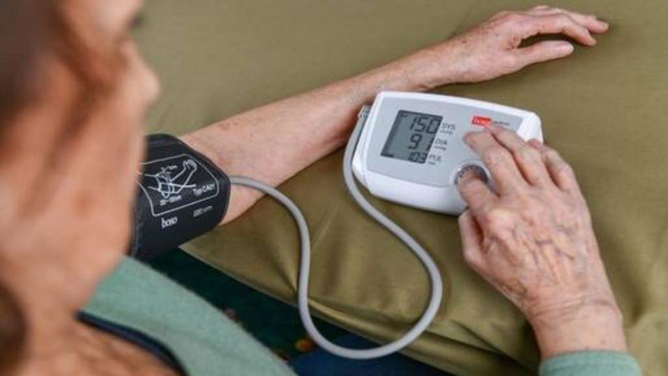 طرق بسيطة لتخفيضضغط الدممن دون أدوية