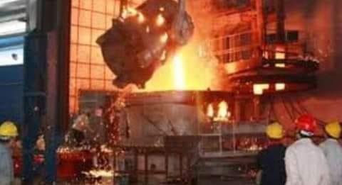 4ر1 مليار ليرة مبيعات الحديد الشهر الماضي..
