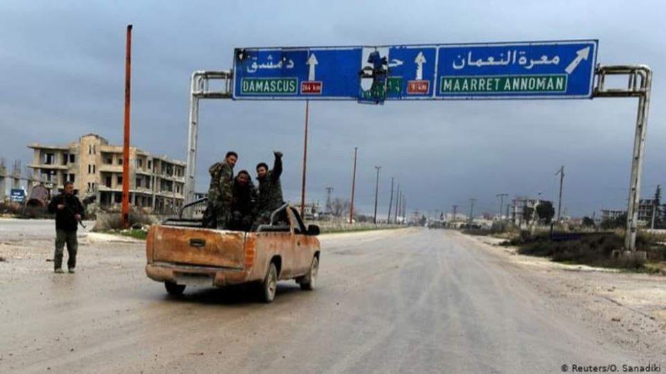 الدفاع الروسية:الجيش السورينجح بما فشلت فيهتركيا