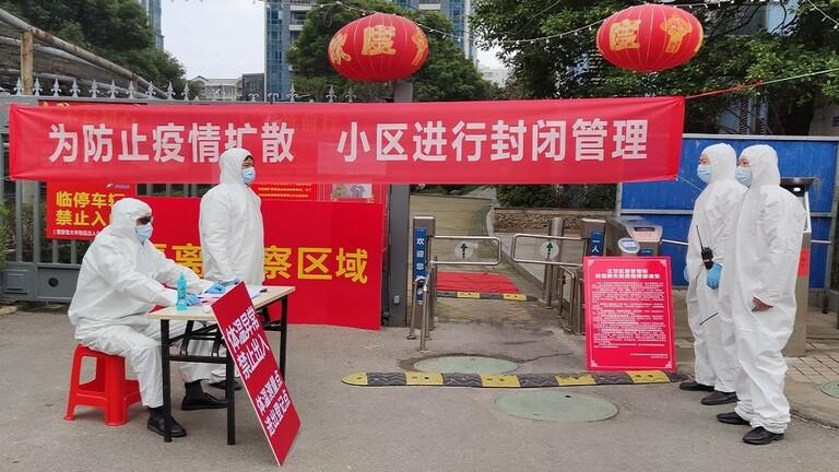"""خلال اليوم الماضي.. """"كورونا"""" تصيب 5000 وتقتل 121 شخصا في الصين"""
