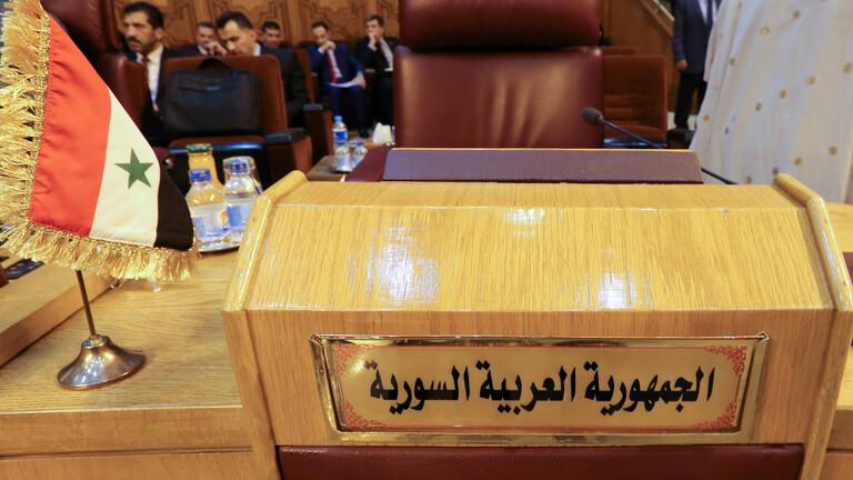 الجزائرتدعو لإعادة سوريا إلى جامعة الدول العربية