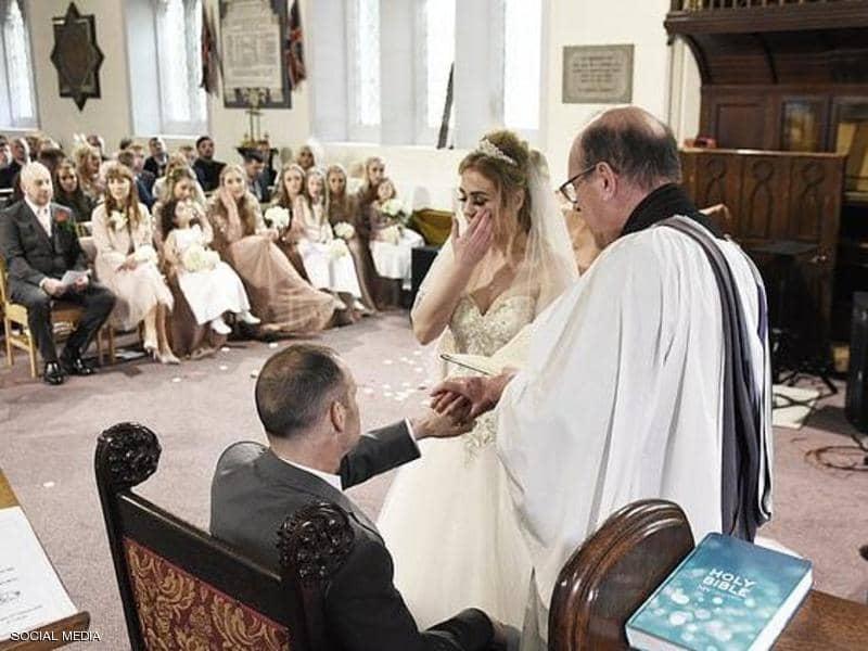 الزفاف المأساوي.. يعقدان قرانهما والباقي من العمر أسابيع