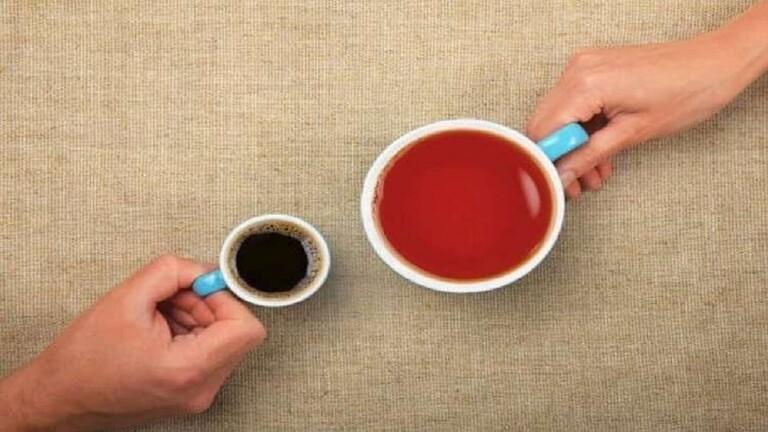 هل الشاي والقهوة مضران أثناء المرض؟
