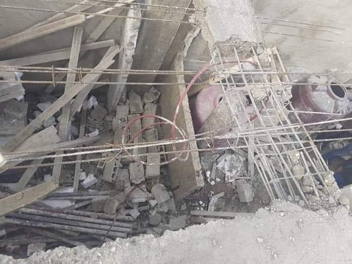 محافظة دمشق تهدم 4 مخالفات يوميا يتم بناءها في الظروف الراهنة