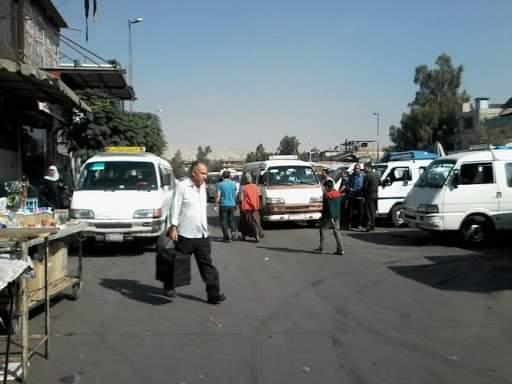 سائقو السيدة زينب يرفعون أجرة الراكب.. والمحافظة: لم يصدر قرار بذلك