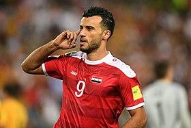 عمر السومة يدعم ناديه الأم بمبلغ ١٣ مليون ليرة