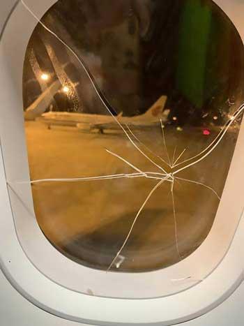 طائرة صينيّة تضّطر للهبوط المفاجئ والسّبب فتاة!!