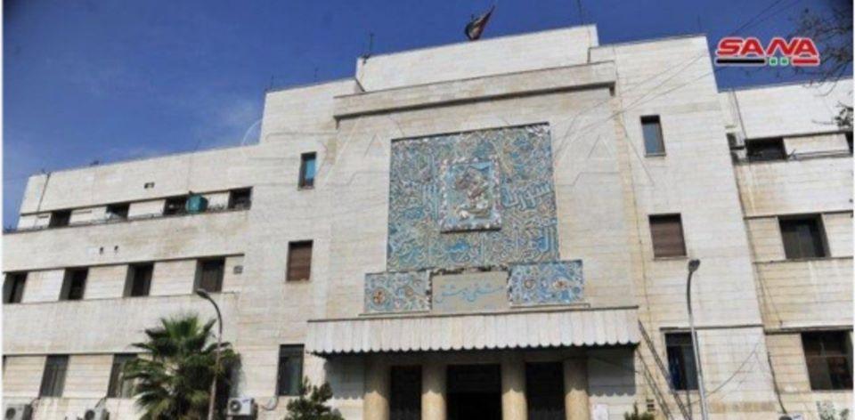 الهيئة العامة لمشفى دمشق تفعل نظام الدور والمواعيد المسبقة لمراجعي العيادات الخارجية