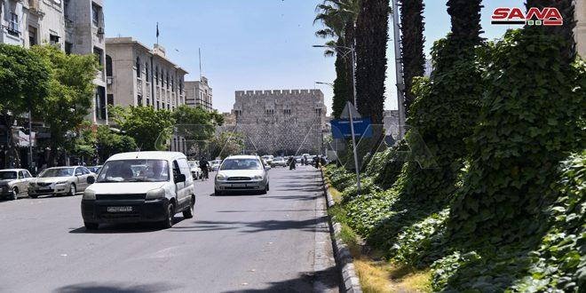 محافظة دمشق تحدد شروط وأماكن تموضع الدعاية الانتخابية للمرشحين لمجلس الشعب