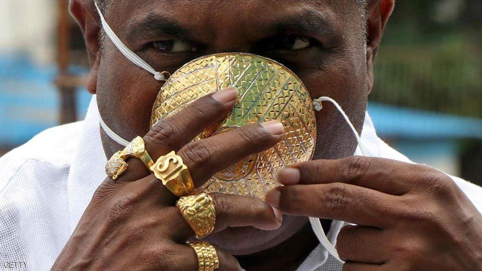 """كمامات الثراء الفاحش وأخرى """"عالموضة"""".. أبرز صيحات الوقاية من فيروس """"كورونا"""""""