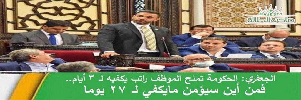 نائب في البرلمان