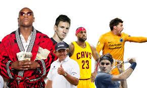 تعرف على أغنى 5 رياضيين في العالم
