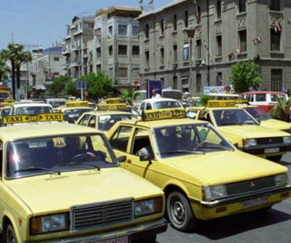 دمشق تبدأ بتعديل عدادات التكاسي