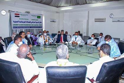 لجنة برلمانية للصداقة السورية الموريتانية لتعزيز التعاون بين البلدين