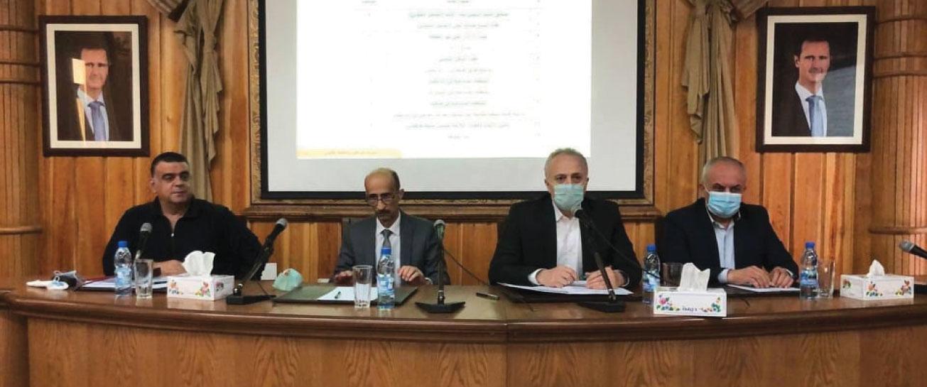 وزير النقل يبشر السوريين اتفاقيات جديدة مع روسيا وإيران وتحسن في المازوت والغاز خلال الأيام القادمة