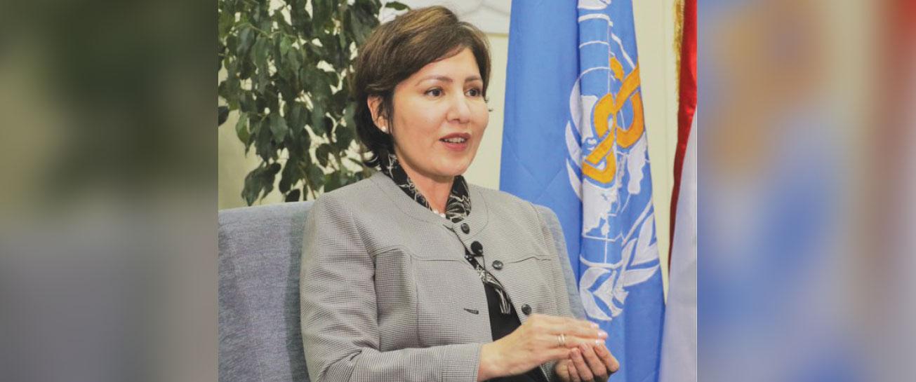 شهادة للحكومة من منظمة دولية … ممثل الصحة العالمية: من حق الدولة السورية أن تفتخر بأنه لم تنتشر بها أمراض رغم الأزمة