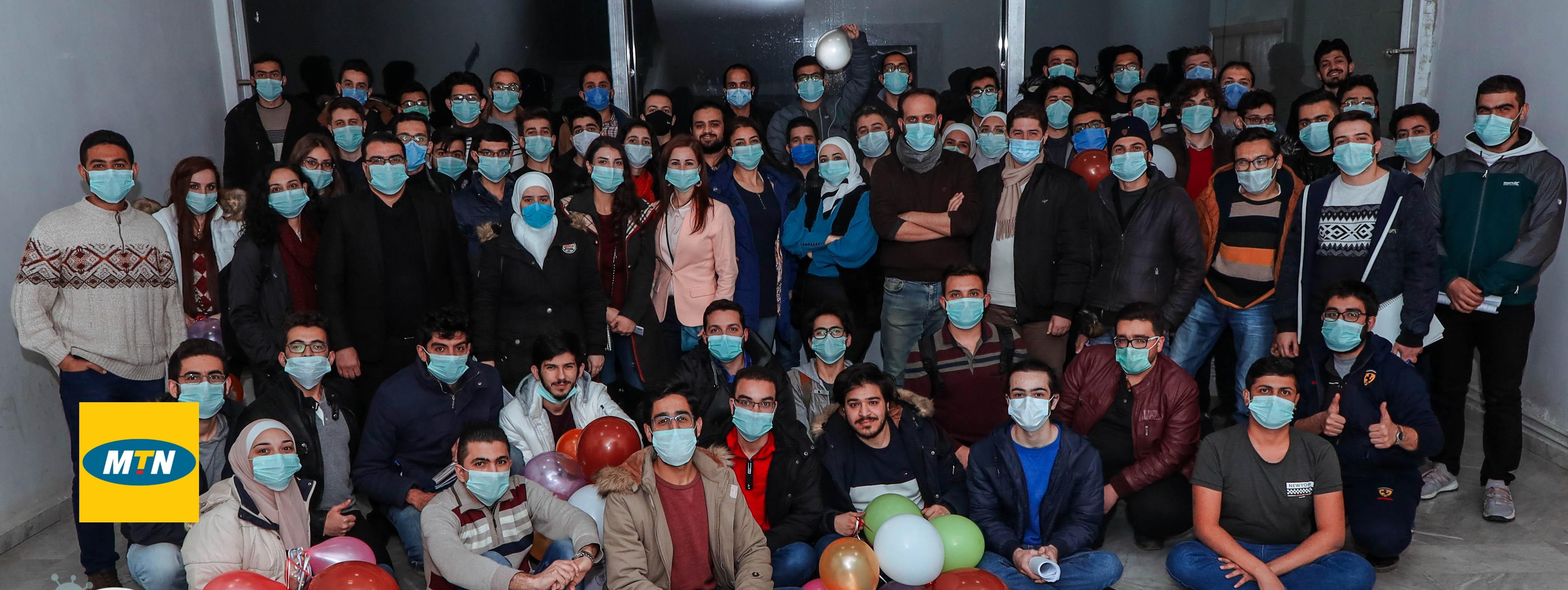 شركة MTN سوريا ترعى فعاليات النهائي الوطني العاشر للمسابقة البرمجية السورية للجامعات SCPC 2020
